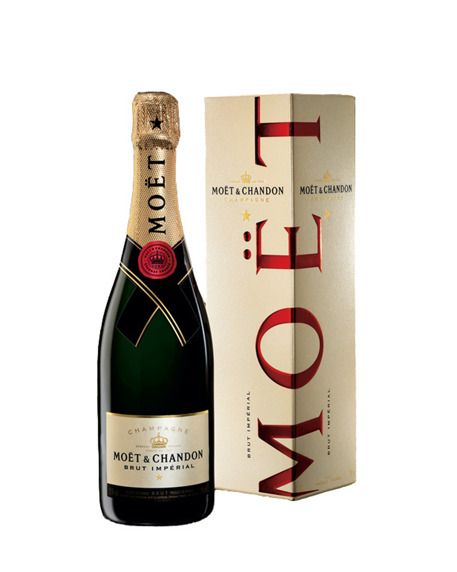 Champagne Moet & Chandon Brut Imperial 75 cl.